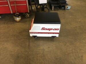 Snap On Tool Truck Seat