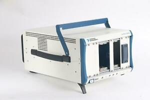 Natioinal Instruments Pxie 1062q 8 slot Pxi Express Chassis