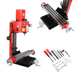 550w Mini Milling Drilling Machine With Gear Drive High Performance Durable Mt3