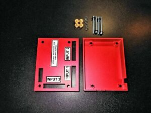 Cnc Ethernet Smoothstepper Enclosure machined 6061 Anodized
