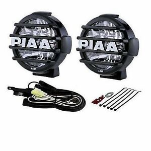 Piaa Lighting Lp570 7 Led Driving Light Kit Sae Compliant 05772