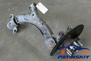 2013 Ford Mustang Front Left Driver Hub Knuckle Spindle Control Arm Lh L 13