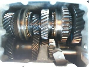 1966 1967 1968 1969 Chrysler Dodge Plymouth B Body A833 4 Speed Transmission