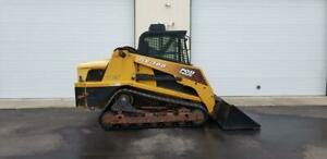 High Flow 2005 Asv Posi track Rc100 Track Skid Steer Loader Asv Terex Cat Rc 100