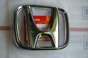 09 11 Honda Civic Sedan 4dr Emblem 09 13 Fit Front Grille H Logo 75700 Tf0 000