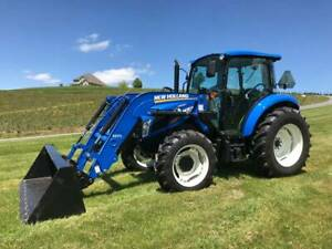 New Holland Tractor | MCS Industrial Solutions and Online
