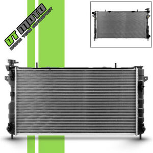 New Radiator For 2005 2007 Chrysler Town Country Dodge Grand Caravan 3 3l 3 8l