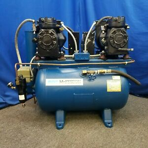 Mdt Mckesson Dental Air Compressor Model 301864