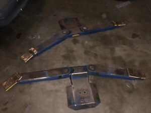 Two Post Lift Car Auto Truck Hoist Arm Arms Floor Jack Lift