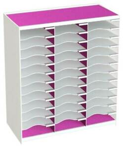 Master Literature Organizer In White And Pink id 3544184