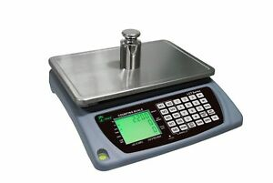 Lw Measurements Large Heavy Duty Counting Inventory Digital Scale 110 Lbs Lct li