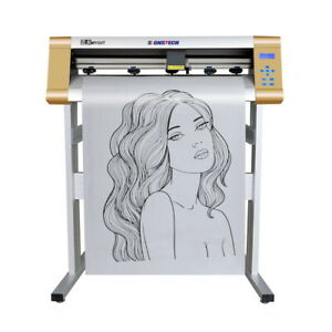 630mm 25 Ccd Contour Cutting Plotter Vinyl Cutter signmaster stand automatic