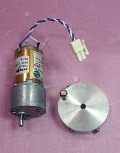 Briot Accura Cx Blue Disk Lens Grooving Motor And Cam