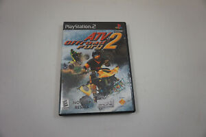 PlayStation 2 - ATV OFFROAD FURY 2 Video Game