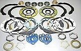 Front Axle Knuckle Rebuild Service Kit For 91 97 Toyota Fj80 Lc Lexus Lx450