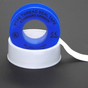 Wod Ptfe 35s Plumbers Pipe Teflon Thread Seal Tape 1 2 Inch case Of 100 Roll
