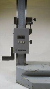 Mitutoyo Digital Height Gage 0 40 In