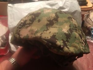 Advanced Combat Helmet (ACH) Extra Large H-Harness & pads #108