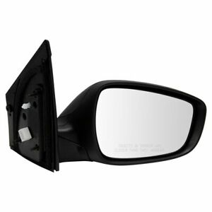 Mirror Power Heated Smooth Paint To Match Rh Passenger Side For Elantra Gt