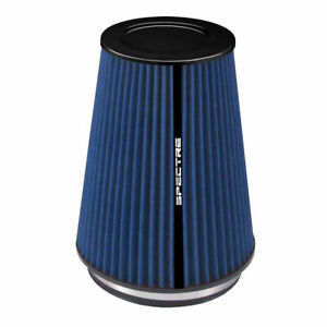 Spectre Hpr9881b Hpr Air Filter Blue 10 25in Tall Tapered Conical