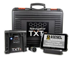 Diesel Laptops Fleet And Triage Diagnostic Truck Tool Navigator Txts
