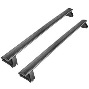 Roof Rack Cross Bars For 11 19 Jeep Grand Cherokee With Side Rails Luggage Rack