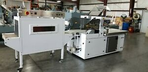 Sts Side Seal Shrink Wrapping System