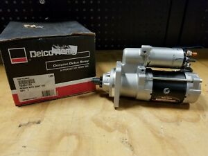 Delco Remy 10461772 Factory Reman 29mt Starter 12 Volt No Core Required