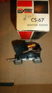Nors 71 72 Ford Mercury Cougar Mustang Thunderbird 73 77 Comet Ignition Switch