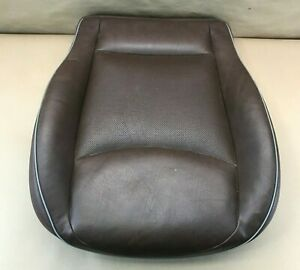 2016 2017 2018 Fiat 500x Front Left Driver Lower Bottom Seat Cushion Brown