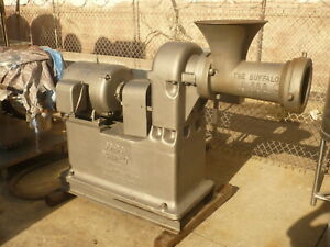 Meat And Fish Grinder 25 Hp