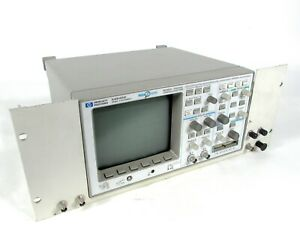 Hp agilent 54645d Mixed Signal Oscilloscope Mso Scope 100 mhz 2 16 Channels