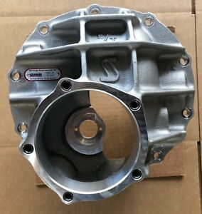 Strange Ford 9 Inch Aluminum Lightweight 3rd Member 3 06 Case Rear End