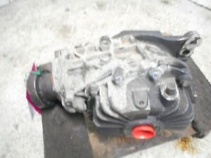 04 09 Cadillac Srx 3 6l Awd Front Carrier Differential Oem 3 91 Ratio Auto Tran