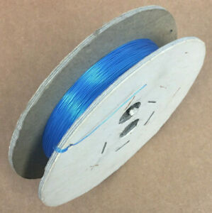 Kynar 30 Awg Wire Copper Wrap Blue est 1000