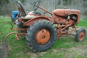 Allis Chalmber Tractor B