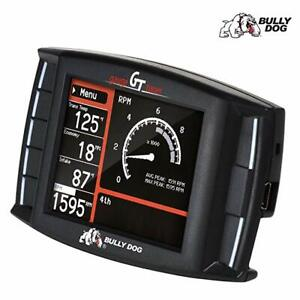 Bully Dog 40420 Triple Gt Platinum Tuner Programmer 2001 2015 Duramax Gmc Chevy