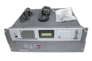 Midland Base Tech Ii 71 0110c Analog Low Band 40 50 100w Repeater And 71 8885a