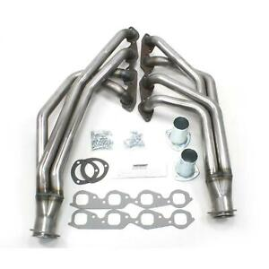 Patriot Exhaust H8023 Tri 5 Header 55 57 Bbc Raw