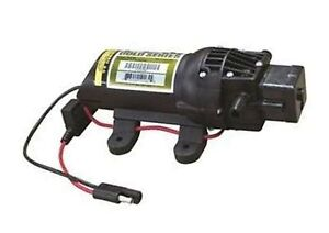 Fimco 5275086 High Flo 12 Volt Diaphragm Sprayer Pump 35 Psi Max 1 0 Gpm 4 Am