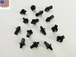 Fits 2013 On Dodge Ram 1500 2500 Truck Grille Moulding Clips