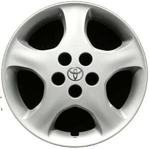61134 Reconditioned Factory 15in Wheel Cover Fits 2005 2008 Toyota Corolla