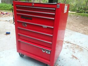 Snap on 7 Drawer Roll Cabinet Snap On Kra2097
