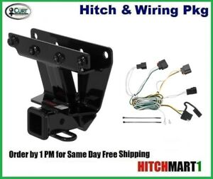 2007 2010 Jeep Grand Cherokee Class 3 Trailer Hitch Tow Wiring Kit 13251