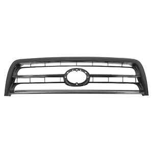 To1200262 New Grille Fits 2003 2006 Toyota Tundra Sr5