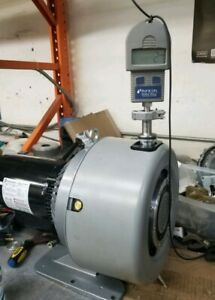 Varian Pts600 Dry Scroll Pump Rebuilt