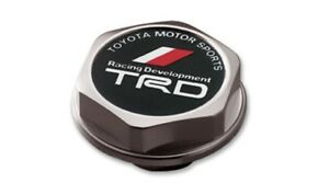Toyota Supra Trd Oil Cap Twist On 2jz Jza80 Genuine Oem Ptr04 12108 03