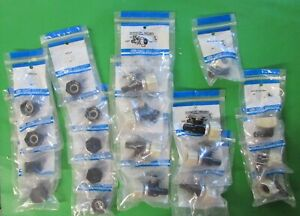 Lot Of 20 Zurn Pex 1 2 3 Swivel Elbow 1 Swivel Adapter 7 Ball Valve 9 Cap