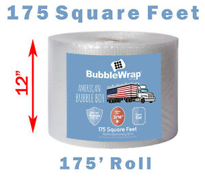 3 16 Small Bubble Wrap 175 By American Bubble Boy