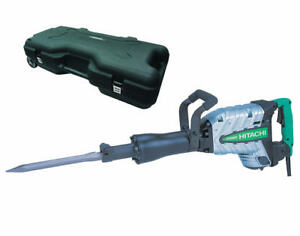 Hitachi H65sd2 40 Lb Hex Demolition Hammer chisel Not Included